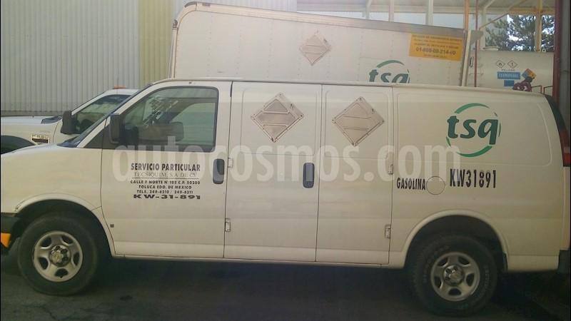 foto Chevrolet Express Cargo Van LS 6.0L usado
