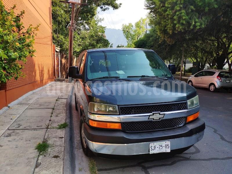 foto Chevrolet Express LS D 12 pas usado
