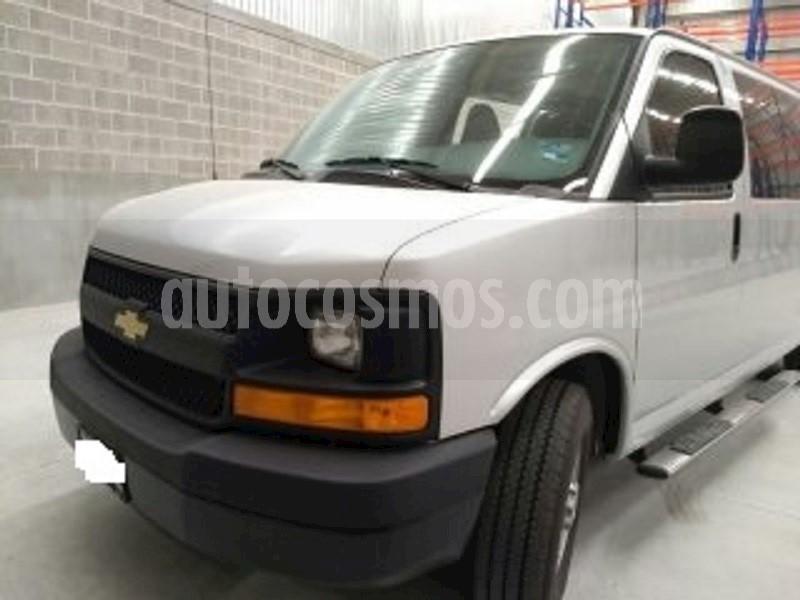 foto Chevrolet Express Passenger Van LS 15 pas 6.0L LWB usado