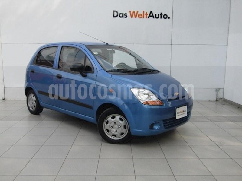 foto Chevrolet Matiz Paq B Seminuevo