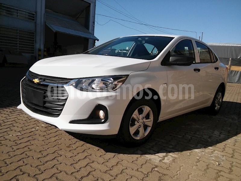 foto Chevrolet Onix Plus 1.2 nuevo color Blanco precio $930.000