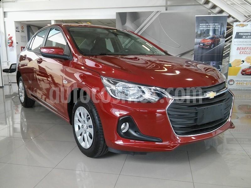 foto Chevrolet Onix Plus 1.2 LT Pack Tech nuevo color Blanco Summit precio $1.130.000