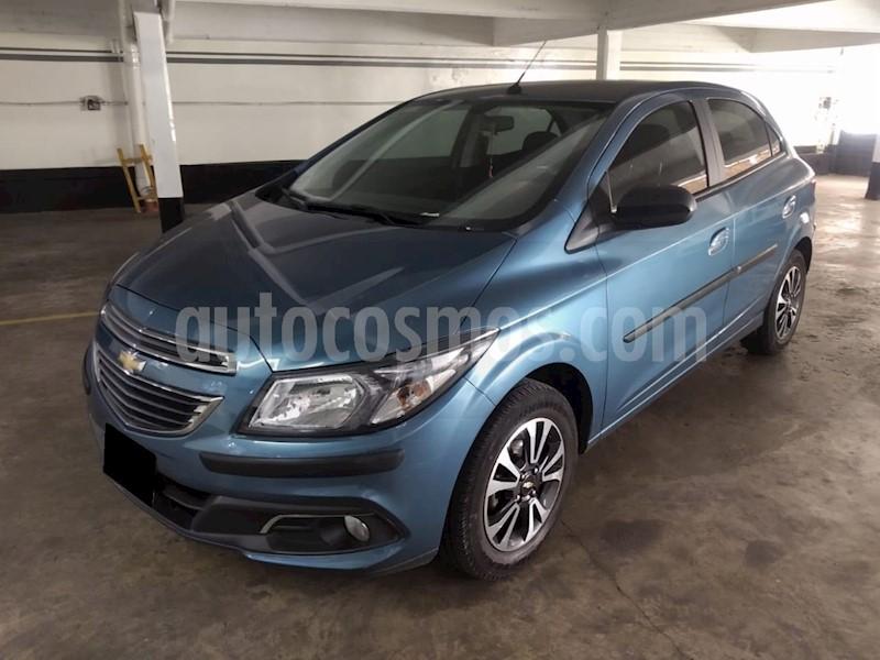 foto Chevrolet Onix LTZ usado (2016) color Azul precio $569.000