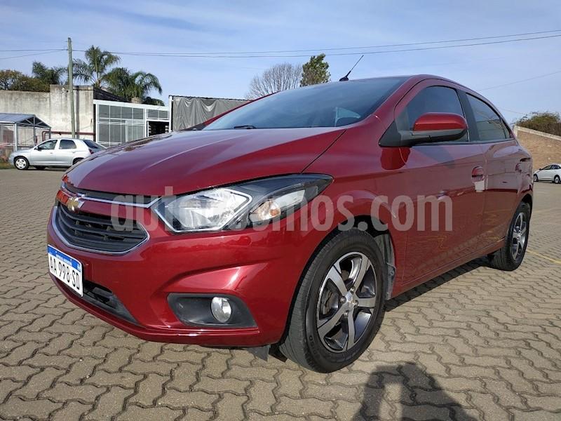 foto Chevrolet Onix LTZ usado (2017) color Rojo precio $680.000