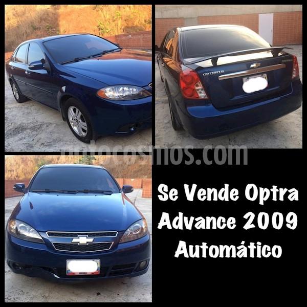 foto Chevrolet Optra Advance 1.8L Aut usado