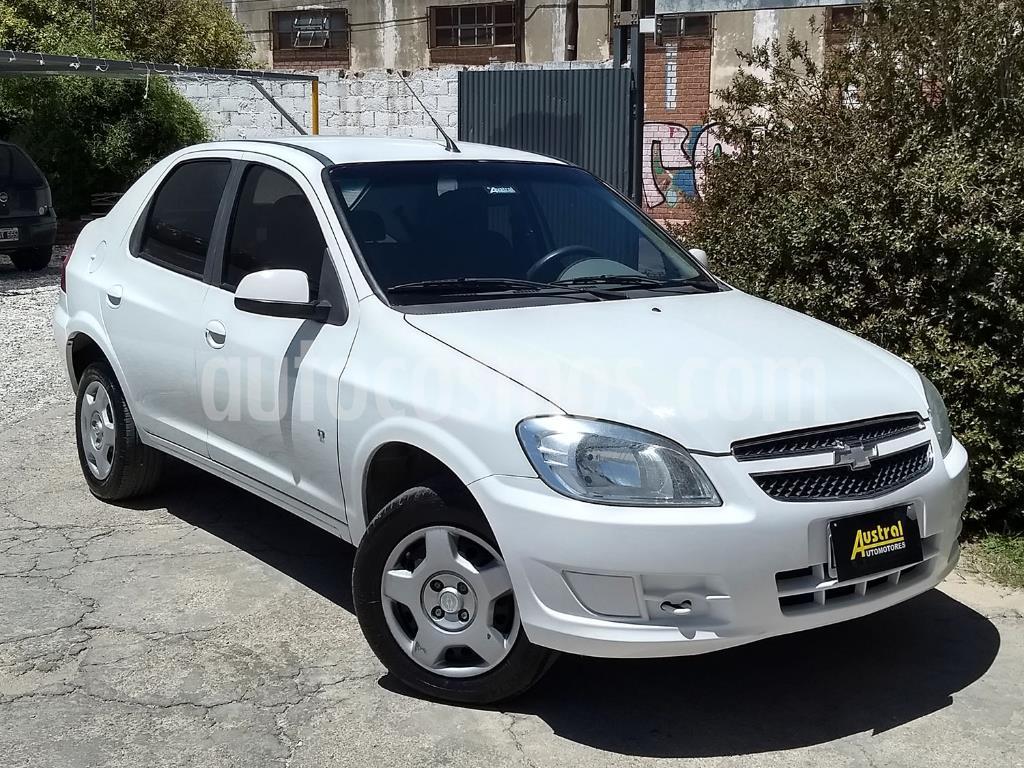 foto Chevrolet Prisma LT usado (2012) color Blanco precio $275.000