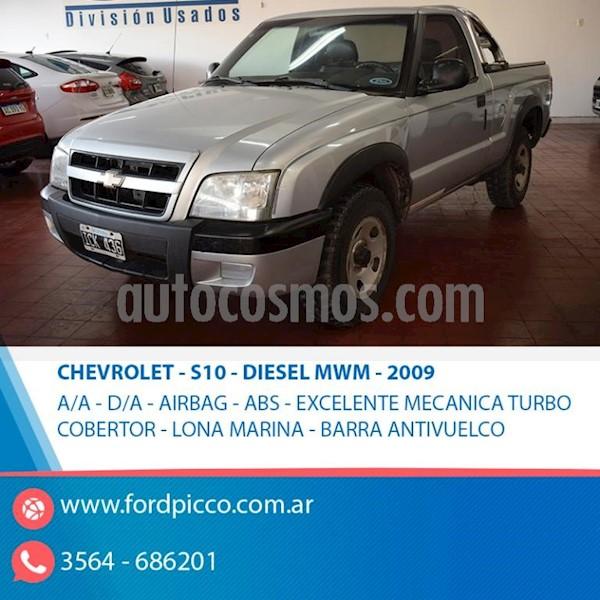 foto Chevrolet S 10 2.8 4x2 TD CS usado