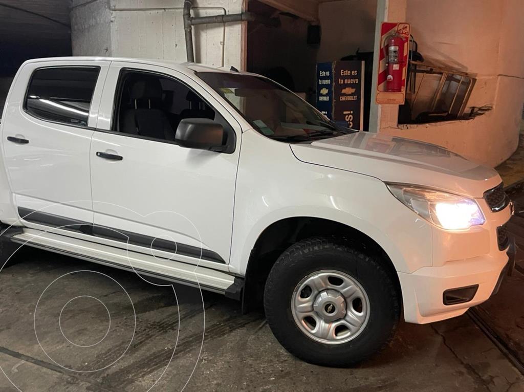 foto Chevrolet S 10 LS 2.8 4x2 CD usado (2015) color Blanco precio $1.889.000