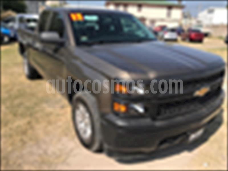 foto Chevrolet Silverado 1500 Cab Reg WT Aa  usado