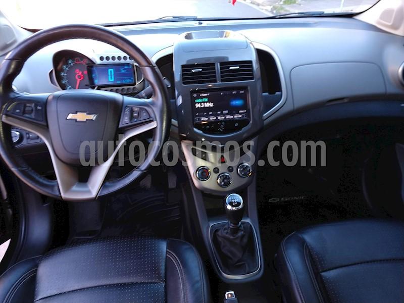 foto Chevrolet Sonic Sedan LTZ usado