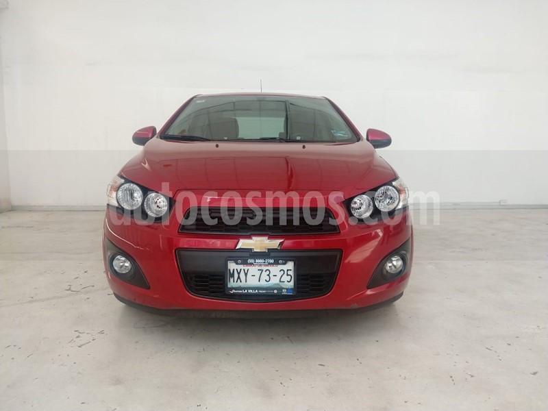 foto Chevrolet Sonic LS usado