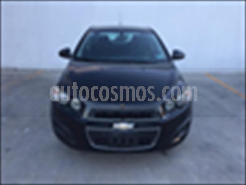 foto Chevrolet Sonic LT MANUAL usado