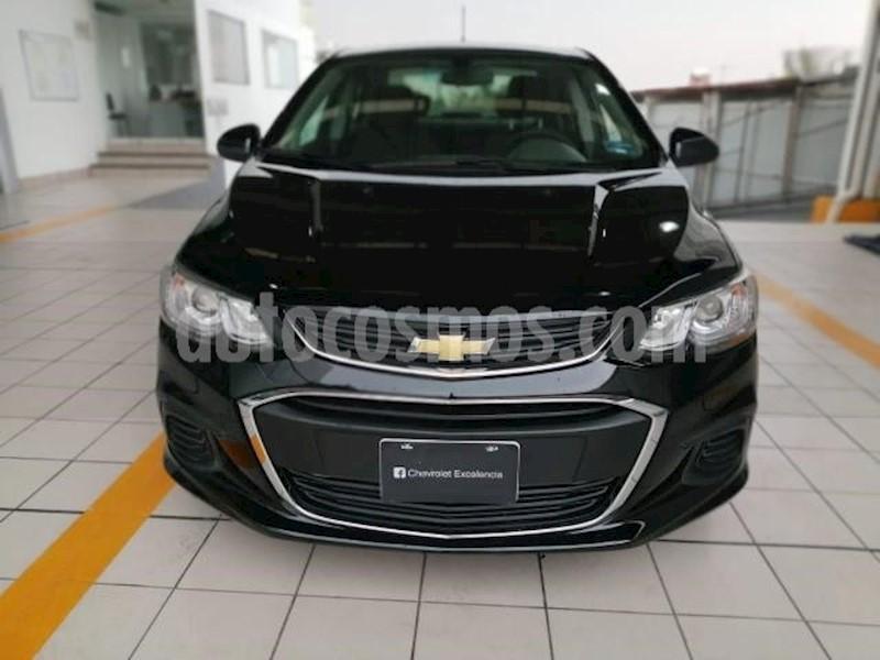 foto Chevrolet Sonic 4P LT L4/1.6 MAN usado (2017) color Negro precio $178,000