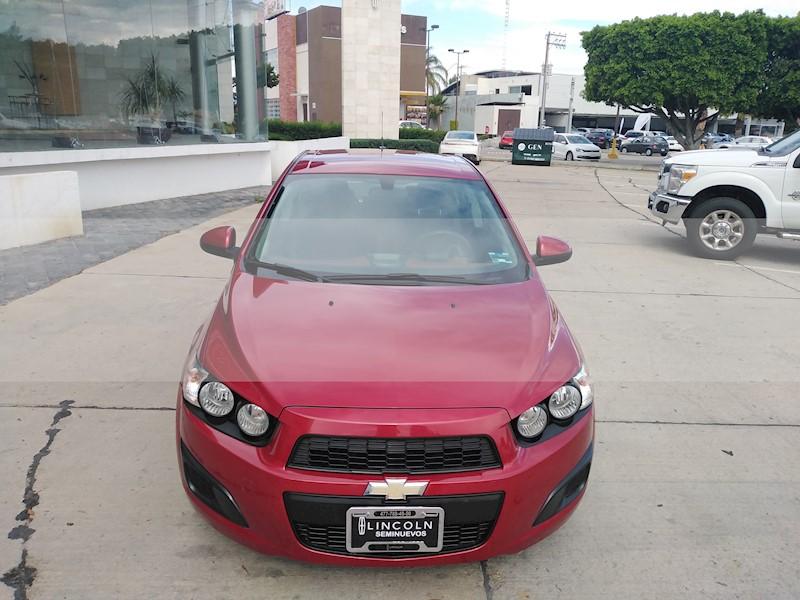 foto Chevrolet Sonic Paq E usado