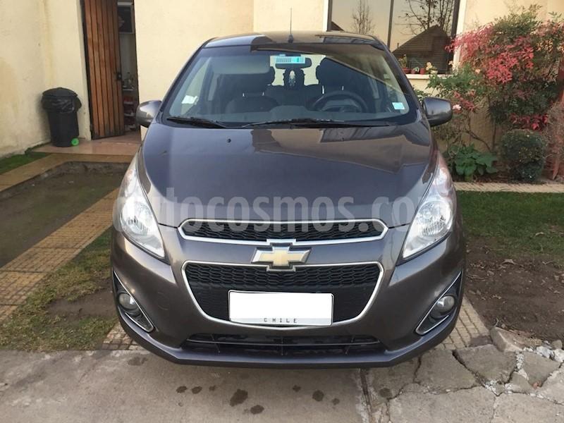 Chevrolet Spark Gt 12 Usado 2015 Color Gris Precio 4000000
