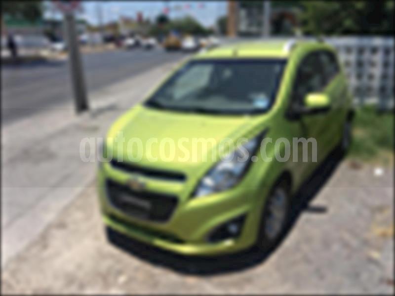 foto Chevrolet Spark LTZ usado (2016) color Verde precio $135,000