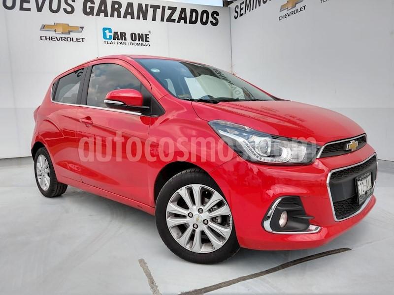 foto Chevrolet Spark LTZ usado (2018) color Rojo precio $175,500