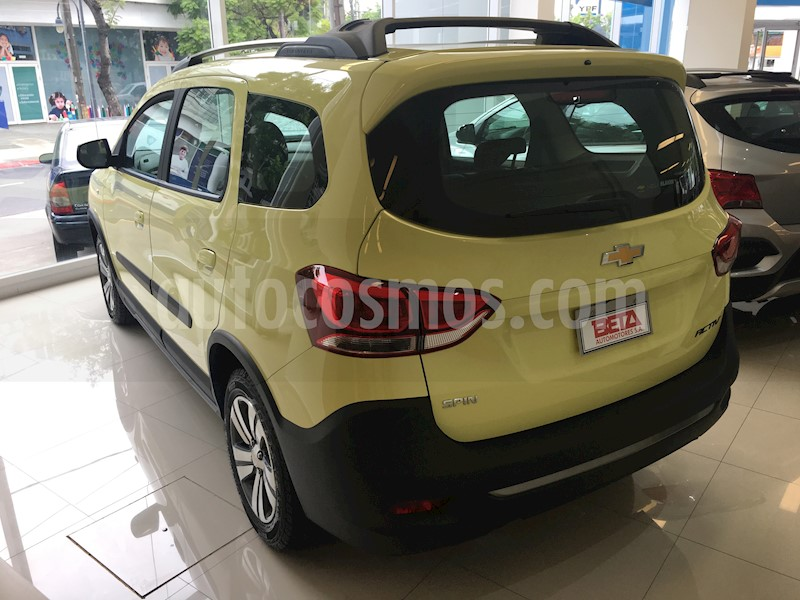 foto Chevrolet Spin Activ LTZ 1.8 7 Pas Aut nuevo