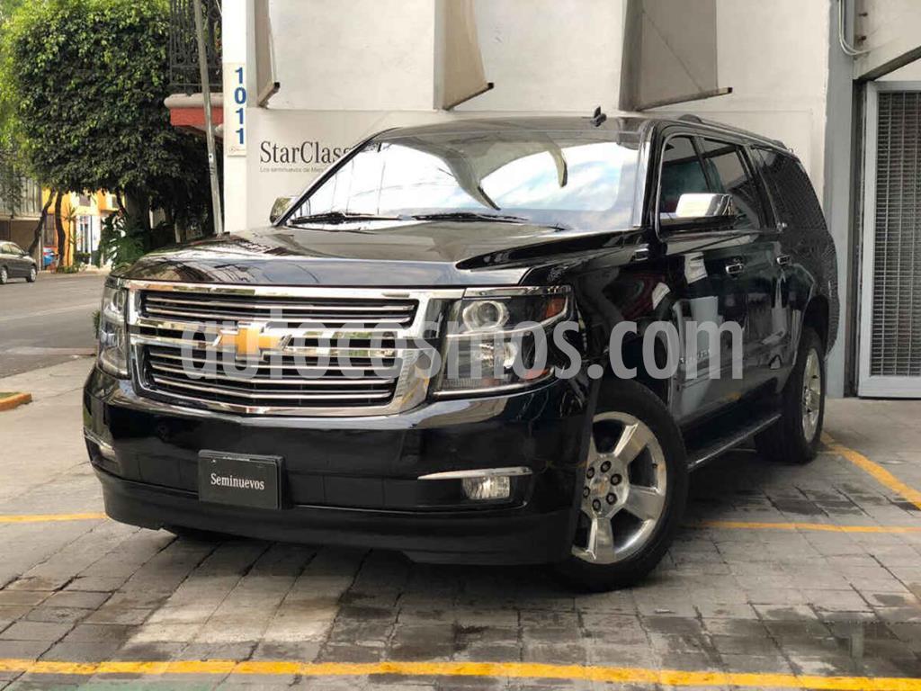 foto Chevrolet Suburban LTZ 4x4 usado (2016) color Negro precio $1,080,000