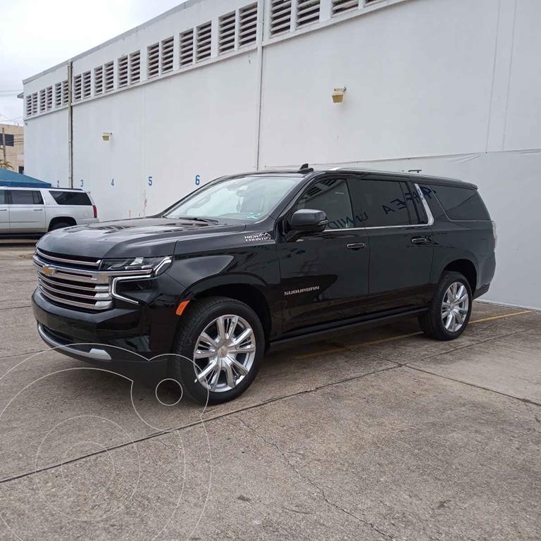 foto Chevrolet Suburban High Country nuevo color Negro precio $1,728,100