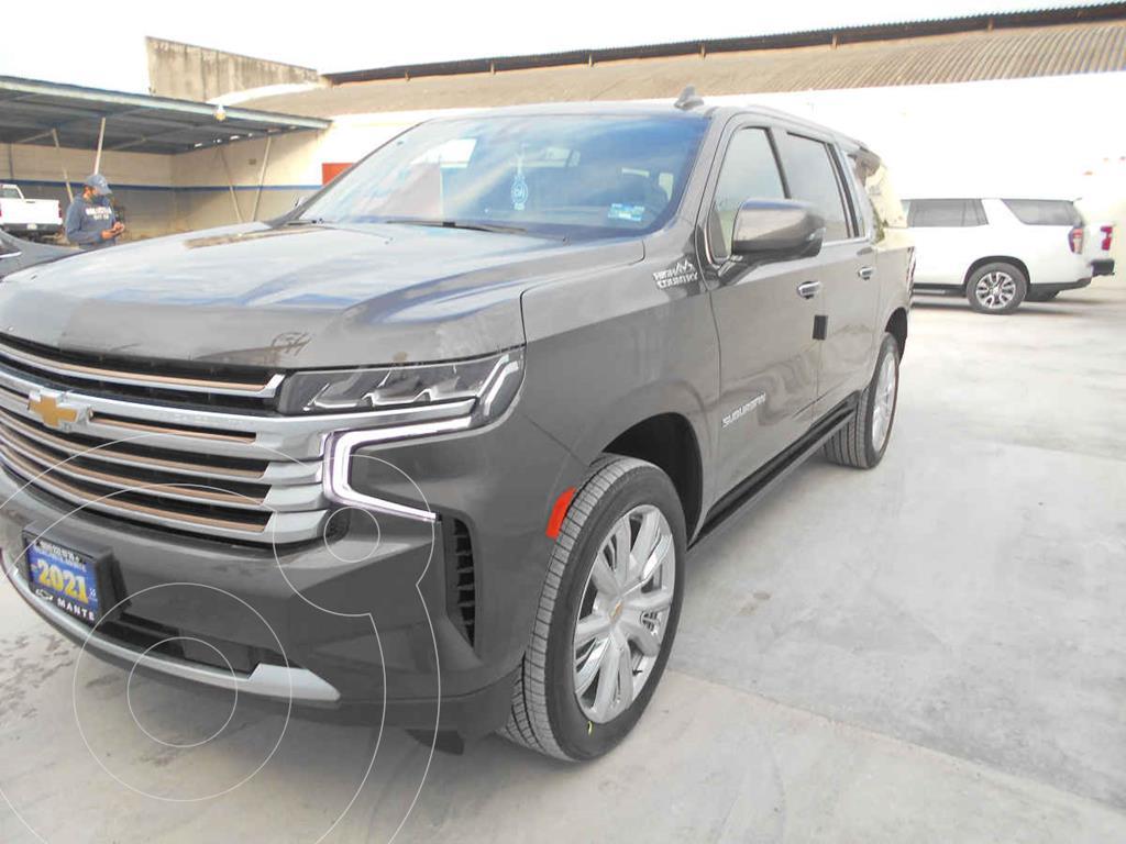 foto Chevrolet Suburban High Country nuevo color Blanco precio $1,713,900