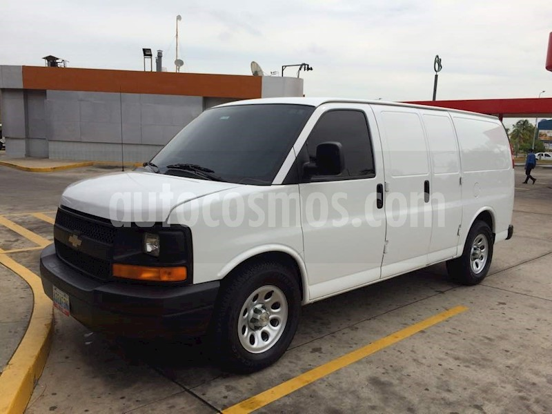 foto Chevrolet Super Carry Van Carga usado