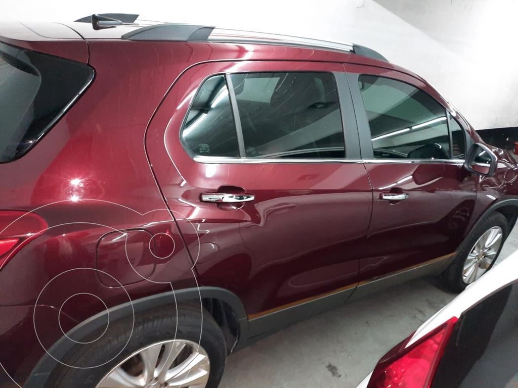 foto Chevrolet Tracker LTZ 4x2 2016/2017 usado (2017) color Rojo Victoria precio $1.779.000