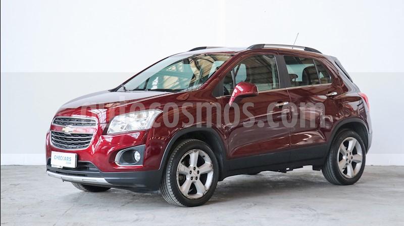 foto Chevrolet Tracker LTZ 4x2 usado (2017) color Rojo Victoria precio $919.000