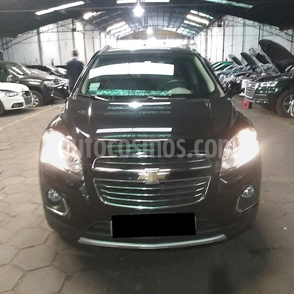 foto Chevrolet Tracker LTZ 4x4 Aut 2016/2017 usado