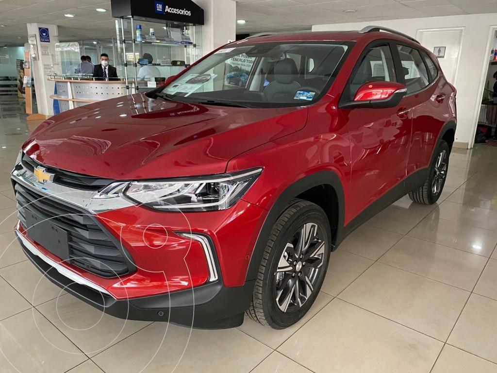 foto Chevrolet Tracker Premier Aut usado (2021) color Rojo precio $444,900