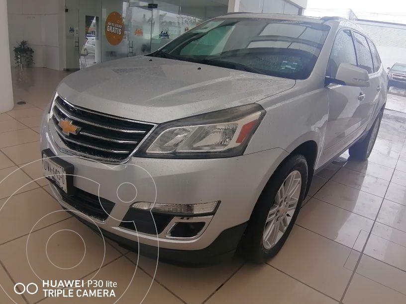 foto Chevrolet Traverse LT 7 Pasajeros usado (2015) color Plata Dorado precio $280,000