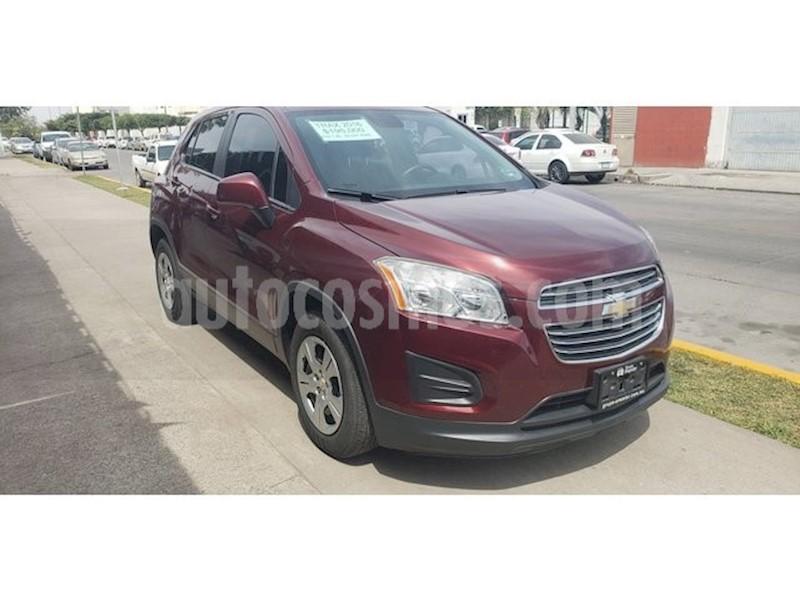 foto Chevrolet Trax LS usado