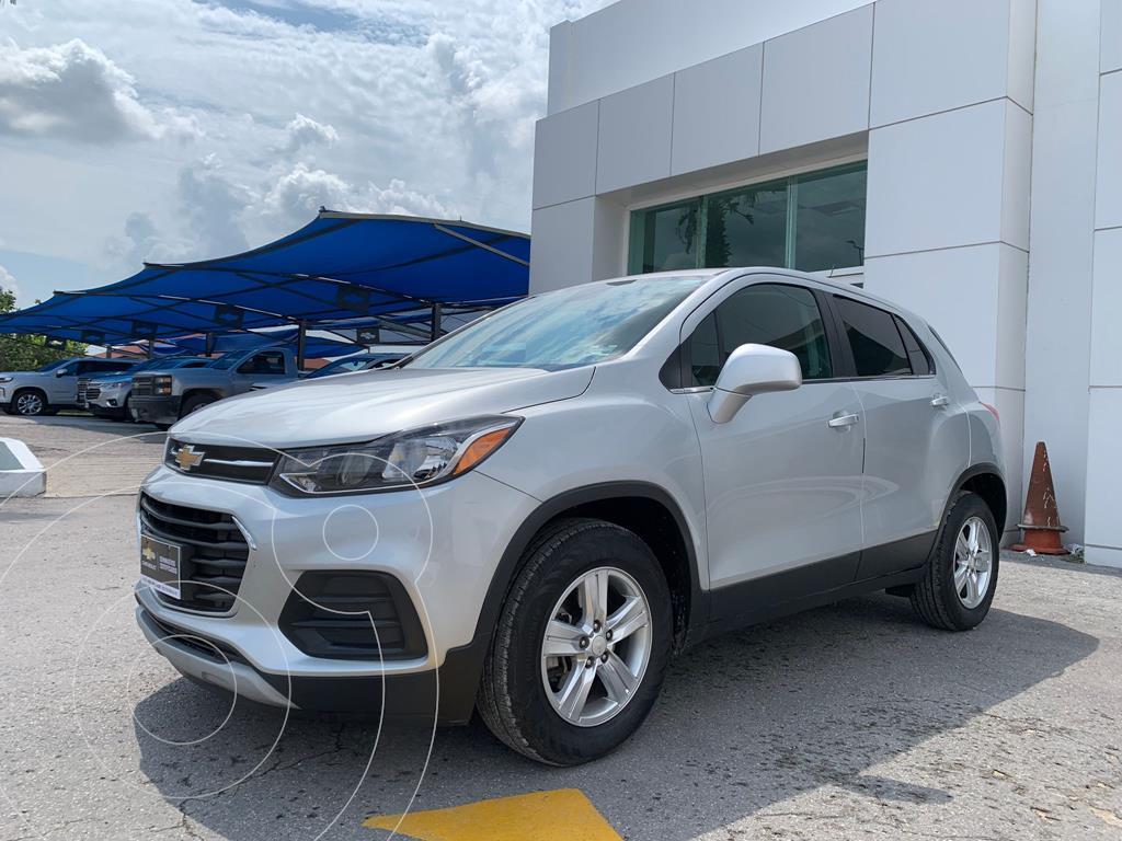 foto Chevrolet Trax LT Aut usado (2018) color Plata Dorado precio $315,500