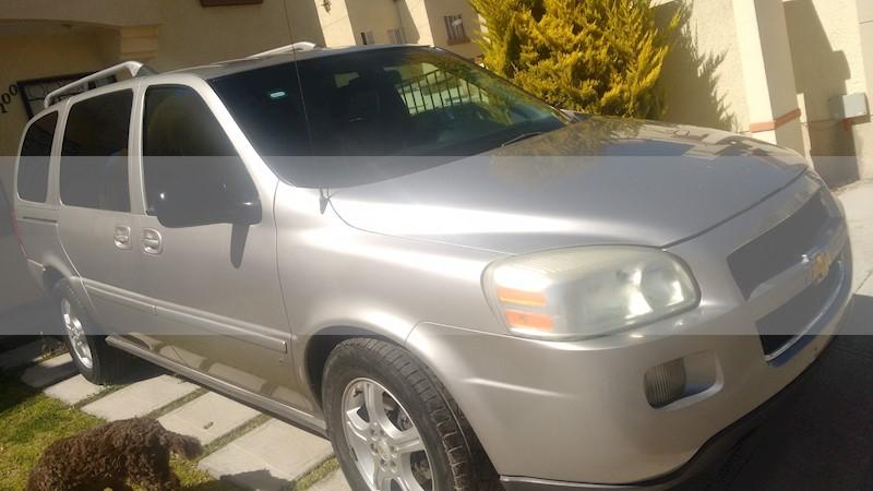 foto Chevrolet Uplander LS Extendida Paq. B usado