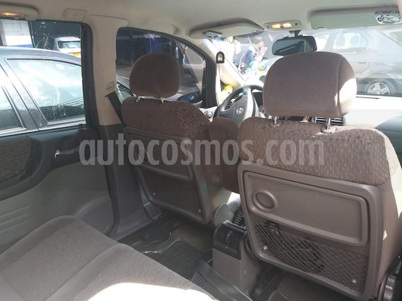 Chevrolet Zafira 20 Mec 5p Usado 2008 Color Gris Precio 26000000