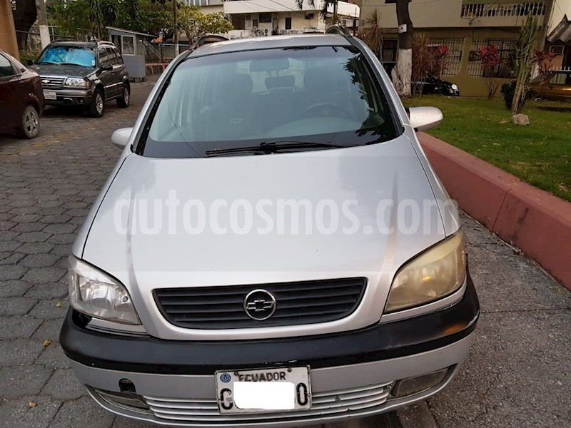 Chevrolet Zafira Otro Usado 2003 Color Gris Precio Us8000