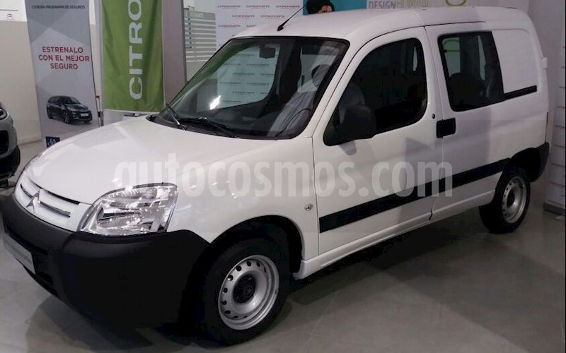 foto Citroën Berlingo Furgón 1.4 Business Mixto nuevo color Blanco precio $918.900