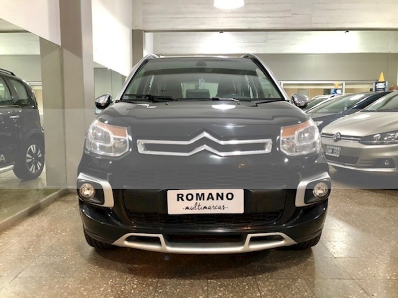 foto Citroen C3 Aircross 1.6 VTi Exclusive My Way usado