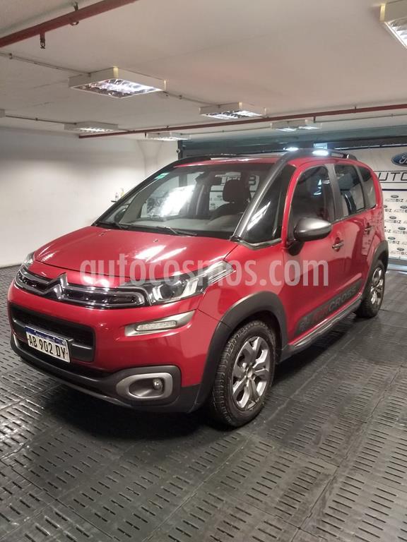 foto Citroën C3 Aircross Shine VTi Aut usado (2017) color Rojo Rubí precio $1.095.000