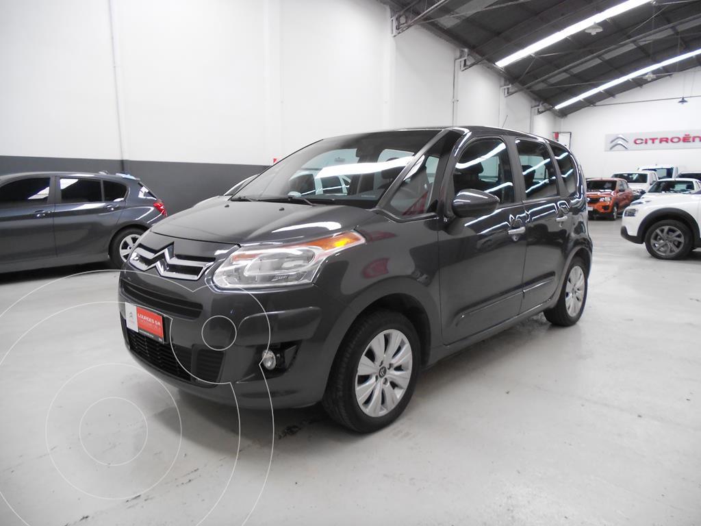 foto Citroën C3 Picasso 1.6 SX usado (2011) color Gris Oscuro precio $1.142.920
