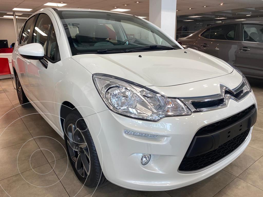 foto Citroën C3 Feel VTi Aut nuevo color Blanco Nacarado precio $2.425.000