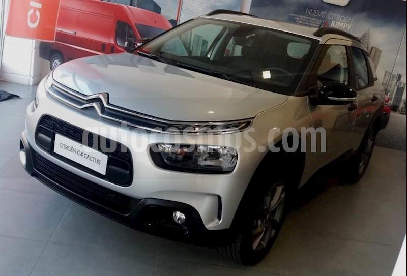 foto Citroën C4 Cactus Vti 115 Feel nuevo color Gris Aluminium precio $1.173.000