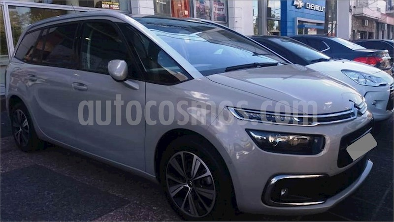 foto Citroen C4 Grand Picasso 1.6 Feel Pack Aut Usado