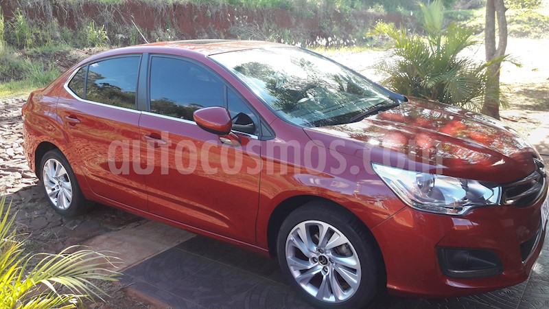 foto Citroen C4 Lounge 1.6 Feel Pack usado