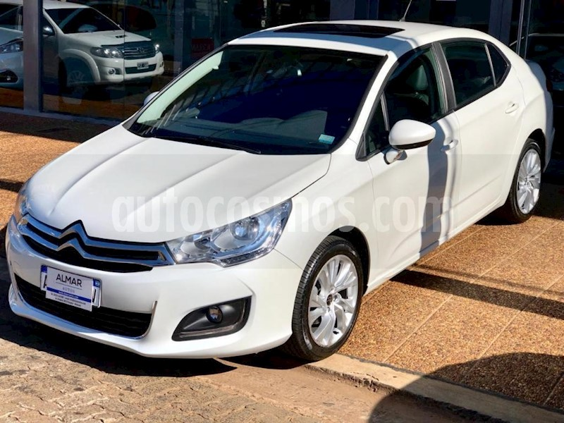 foto Citroen C4 Lounge 1.6 Feel usado