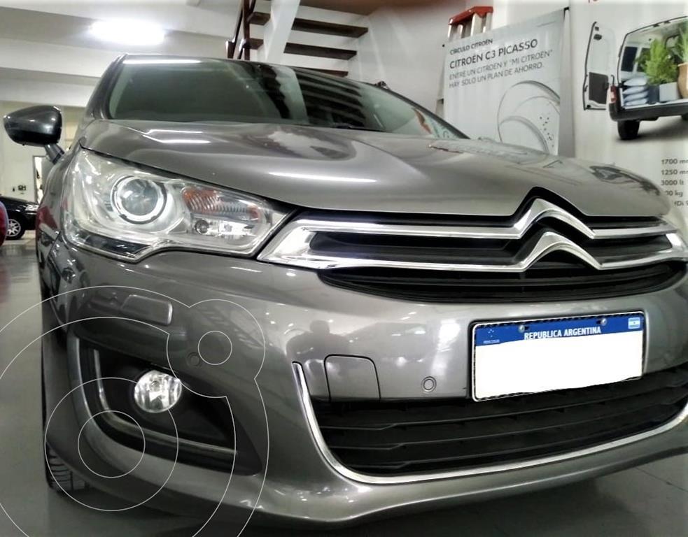 foto Citroën C4 Lounge 1.6 Shine THP Aut usado (2017) color Gris precio $1.600.000