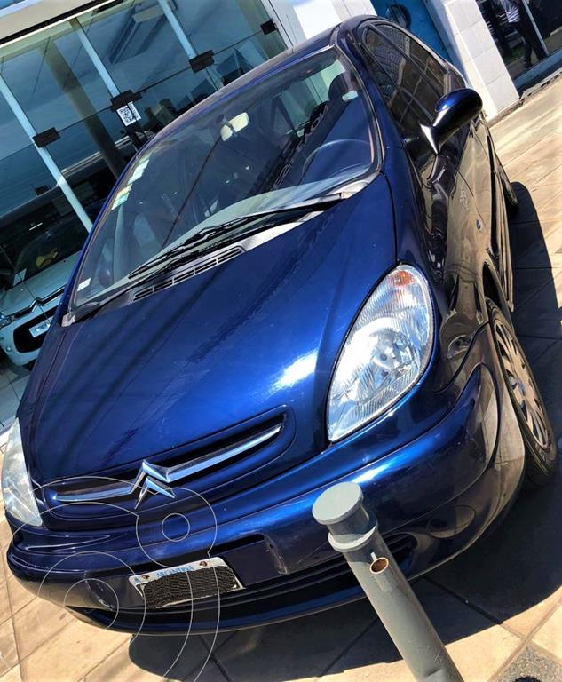foto Citroën Xsara Picasso 1.6i usado (2007) color Azul precio $600.000