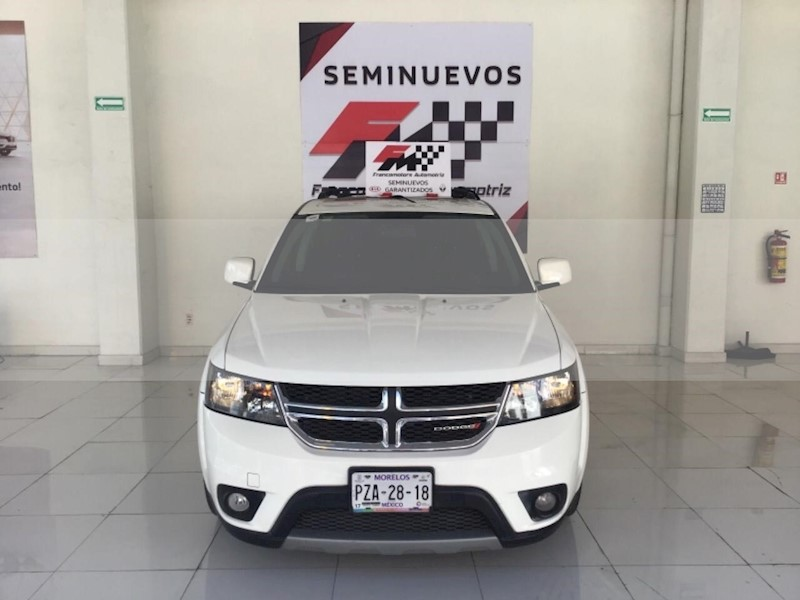 foto Dodge Journey R-T 3.5L usado