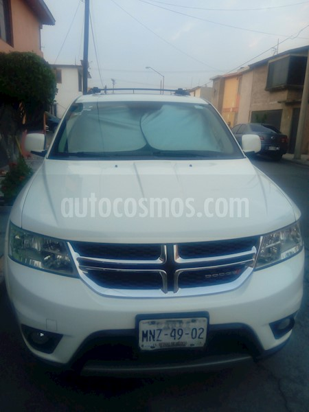 foto Dodge Journey R-T 3.6L NAV DVD usado
