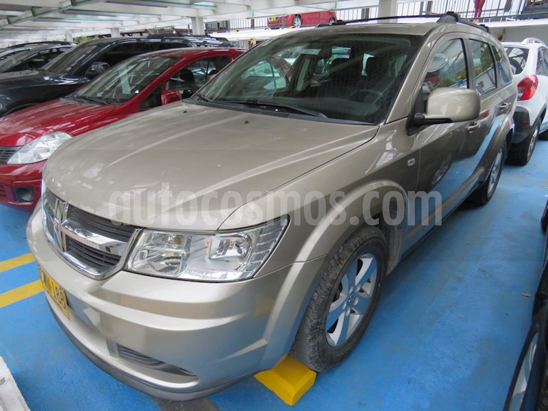 foto Dodge Journey SXT 2.7L usado